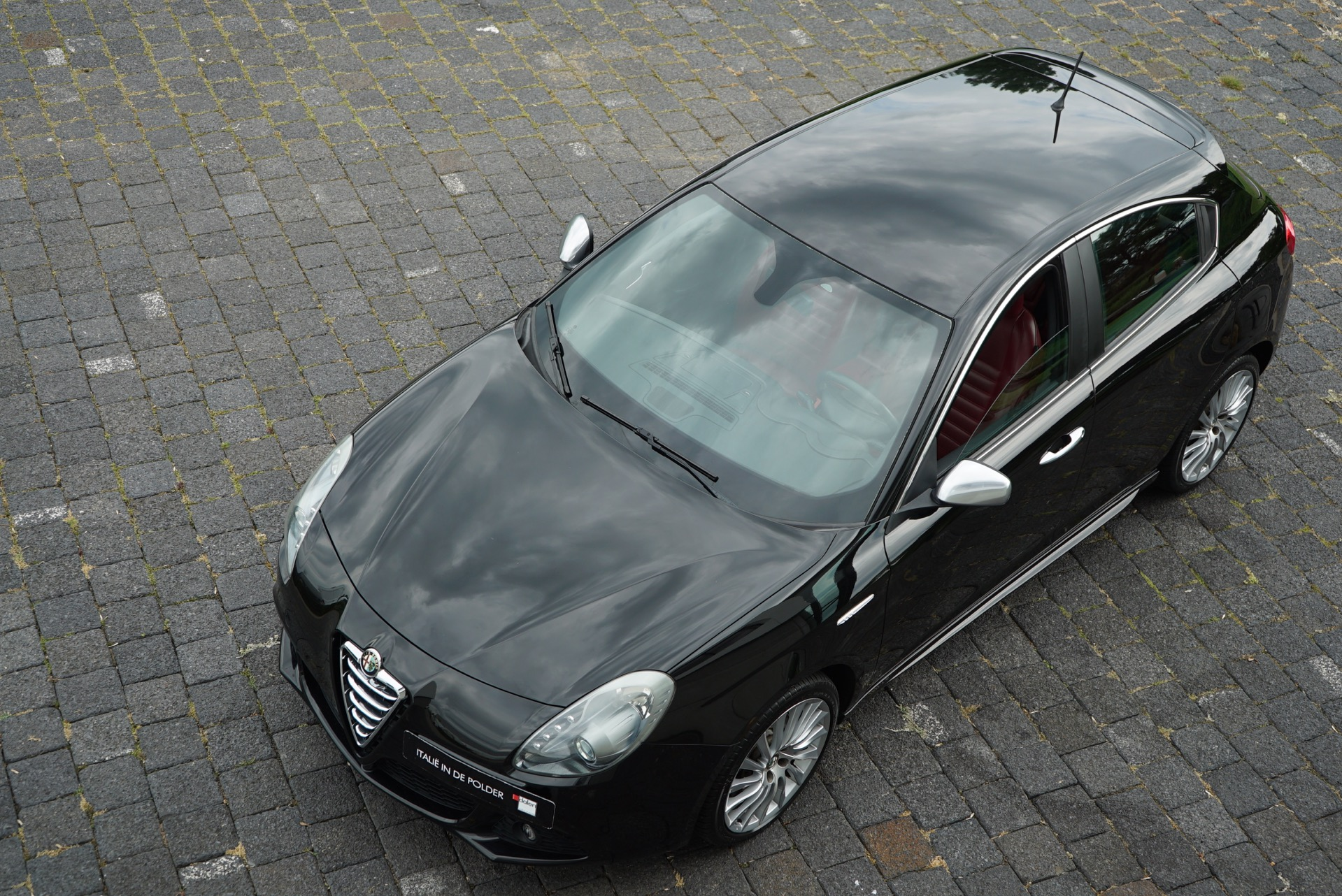 ALFA ROMEO GIULIETTA 1.4 TURBO MULTIAIR DISTINCTIVE 170