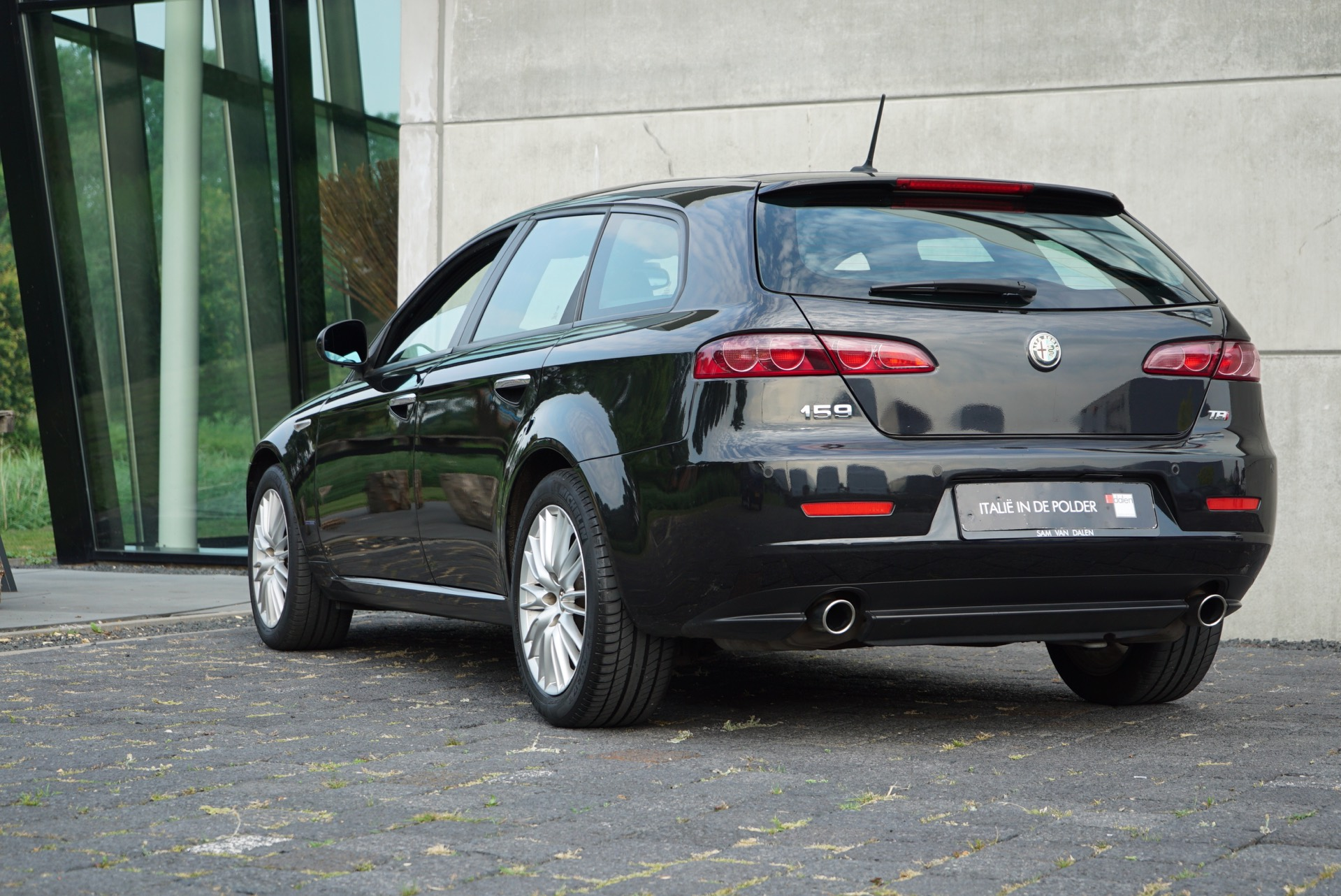 ALFA 159 SPORTWAGON 1750i TURBO TBI