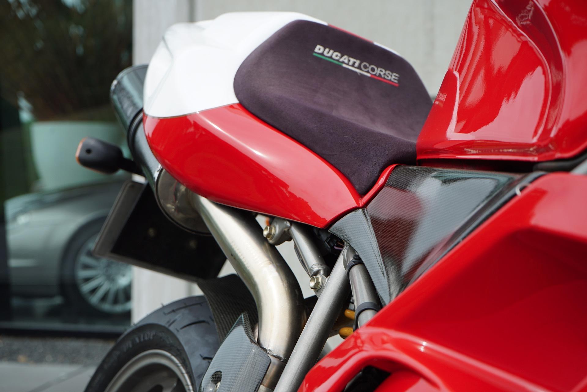 DUCATI 996 S