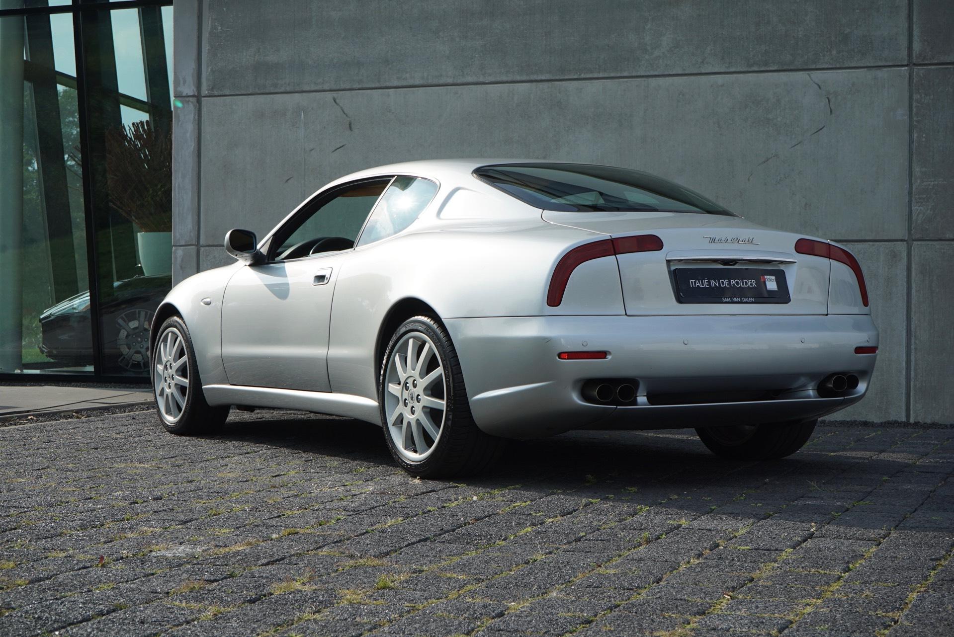 MASERATI 3200 V8 GTA