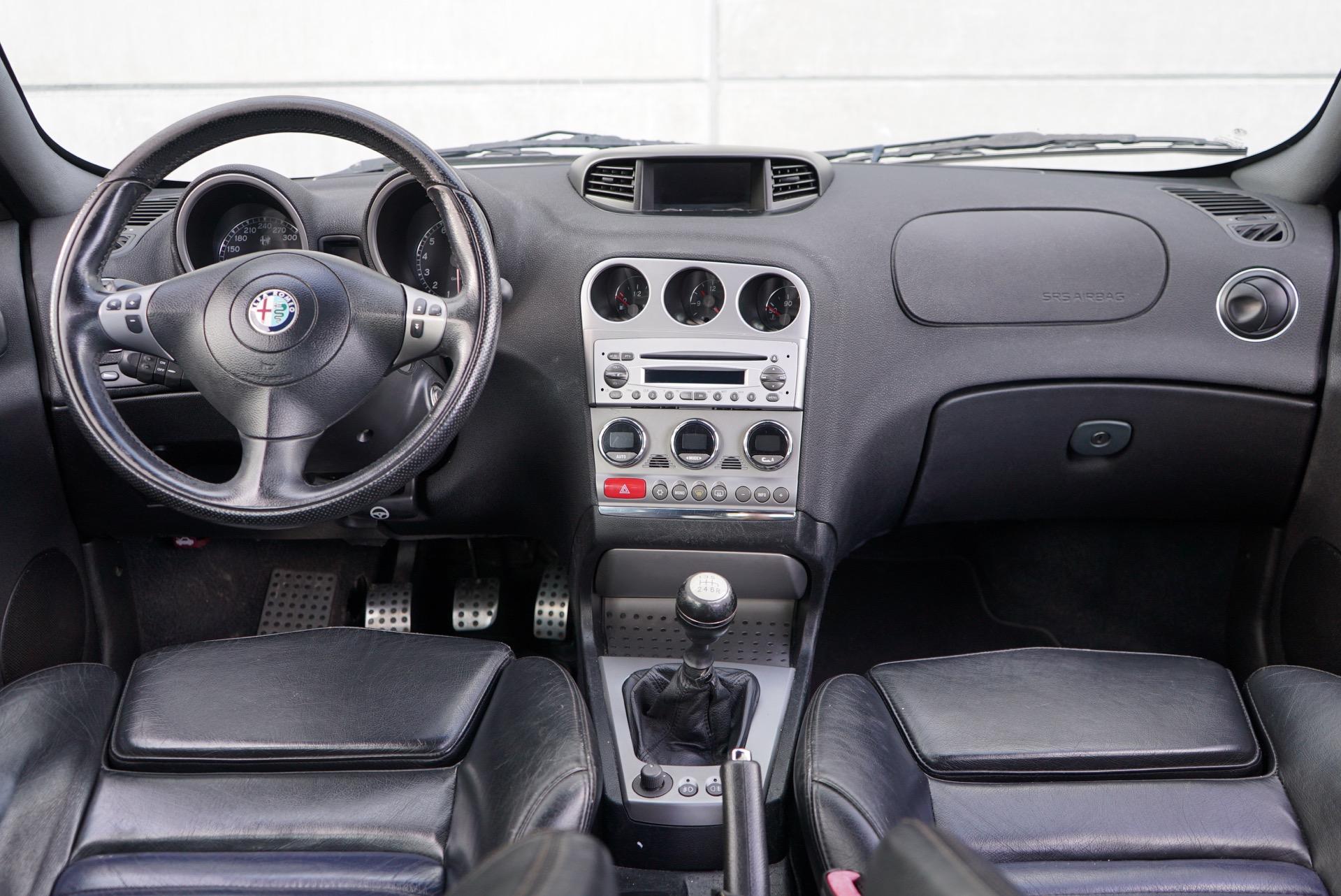 ALFA 156 SPORTWAGON 3.2 V6 GTA