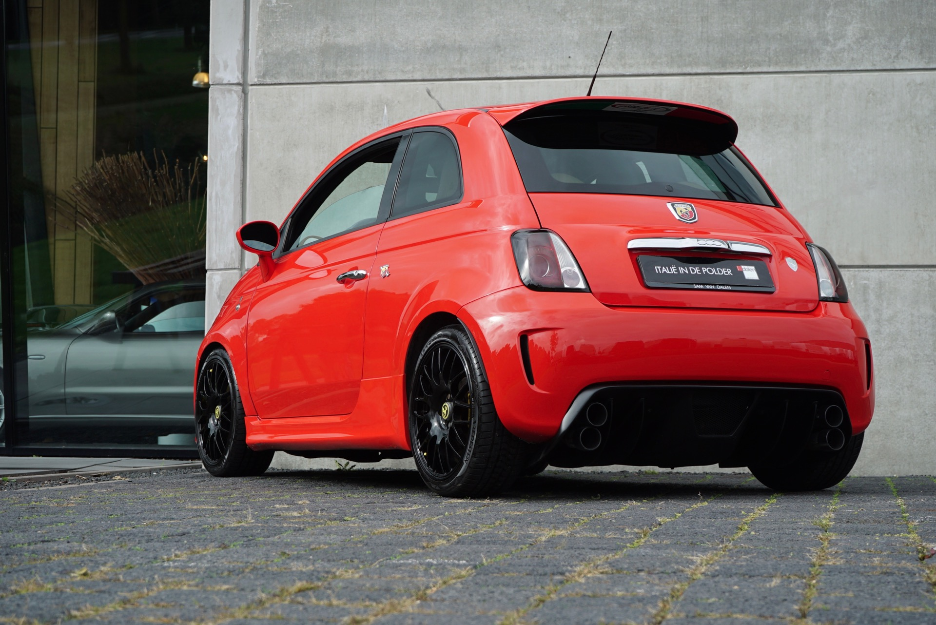 FIAT 500 TURBO ABARTH
