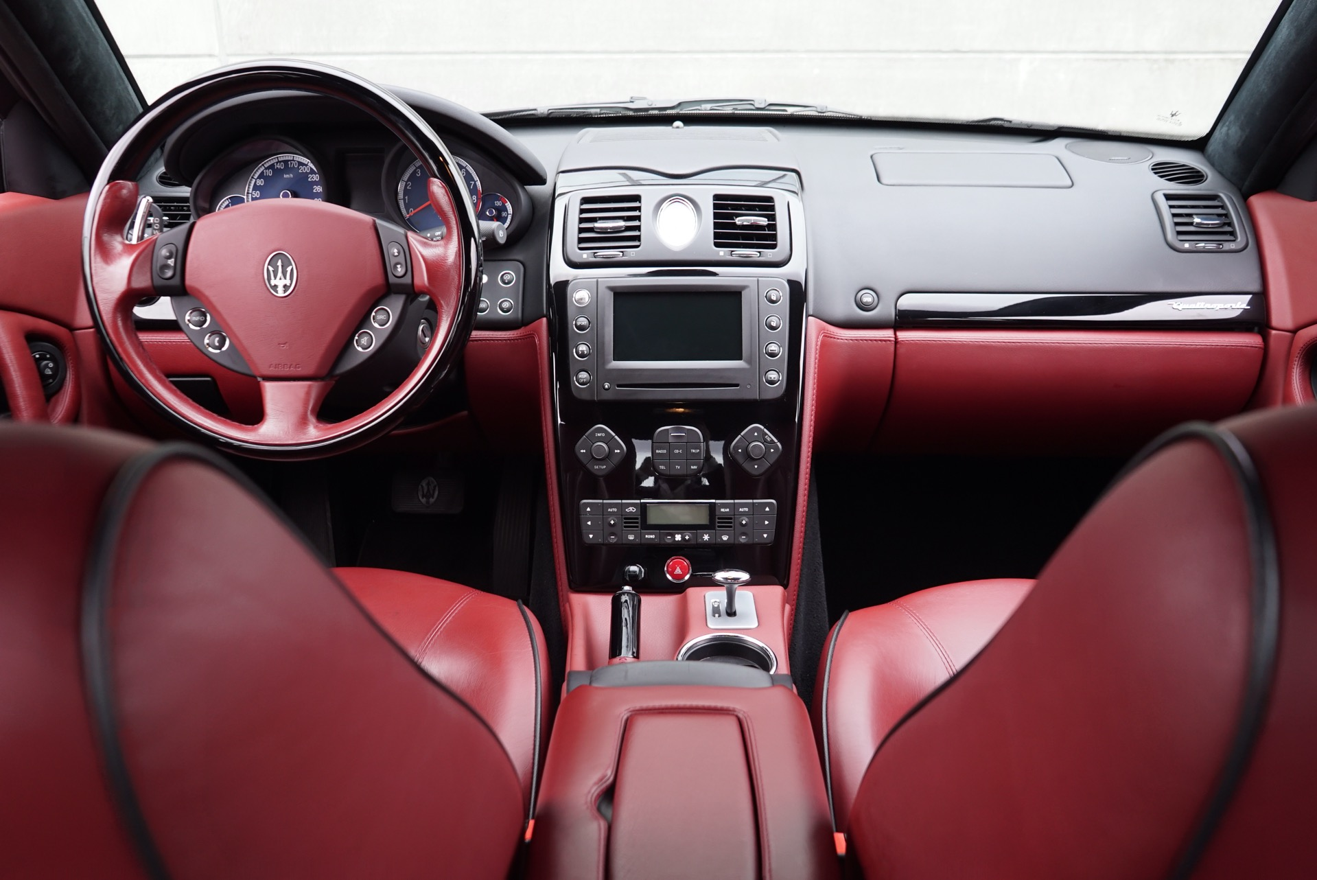 MASERATI QUATTROPORTE 4.2 V8 SPORT GT