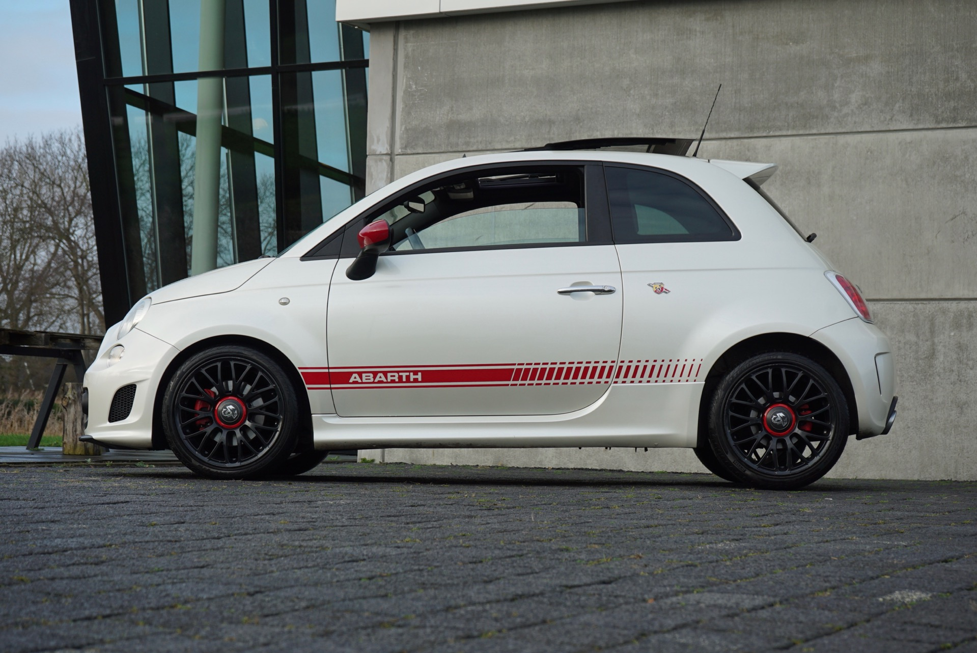 FIAT 500 ABARTH 1.4 16V TURBO