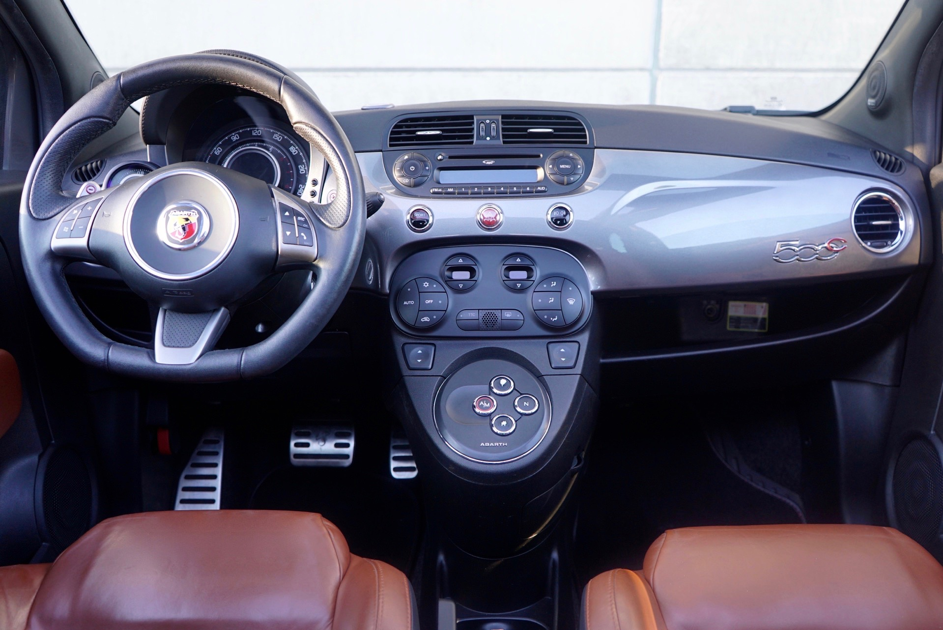 FIAT 500C ABARTH 1.4 16V TURBO
