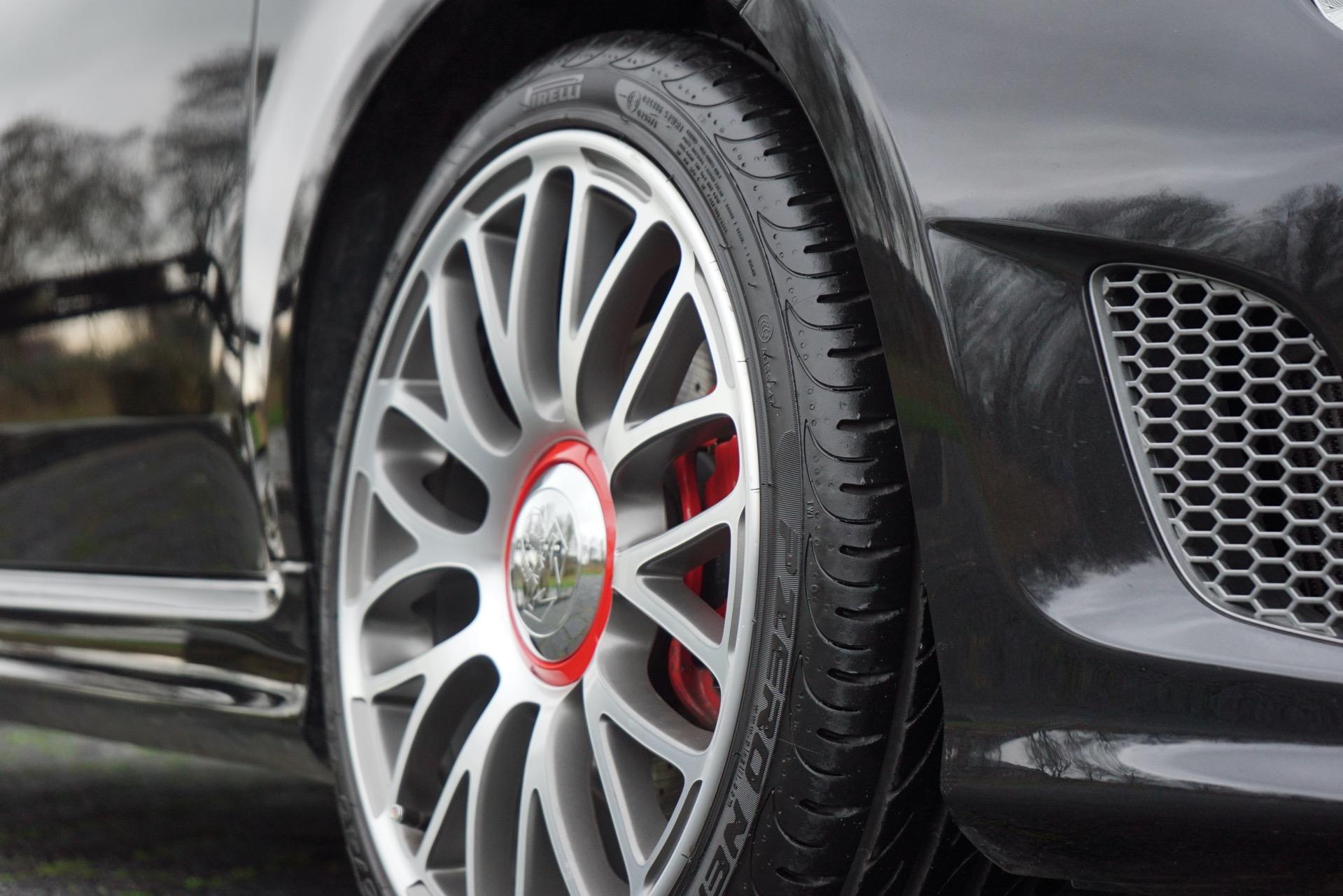 FIAT 500 ABARTH 595C TURISMO