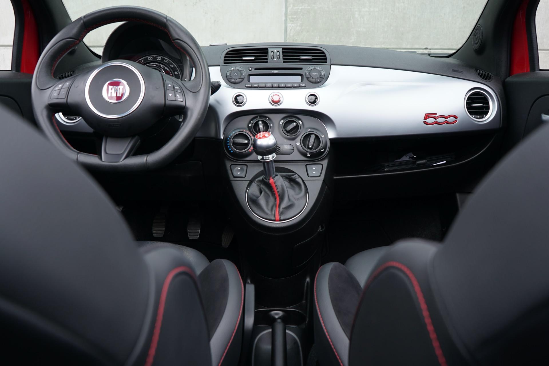 FIAT 500C 0.9 TWINAIR SPORT
