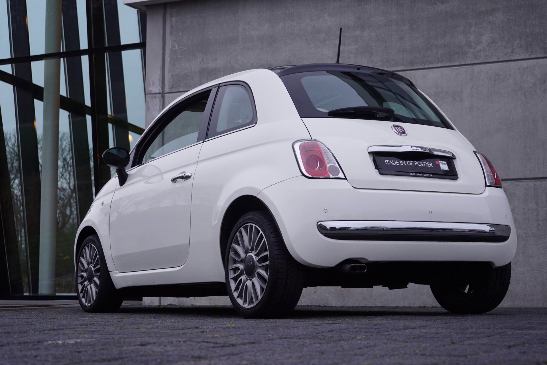 FIAT 500 0.9 TWINAIR TURBO CULT