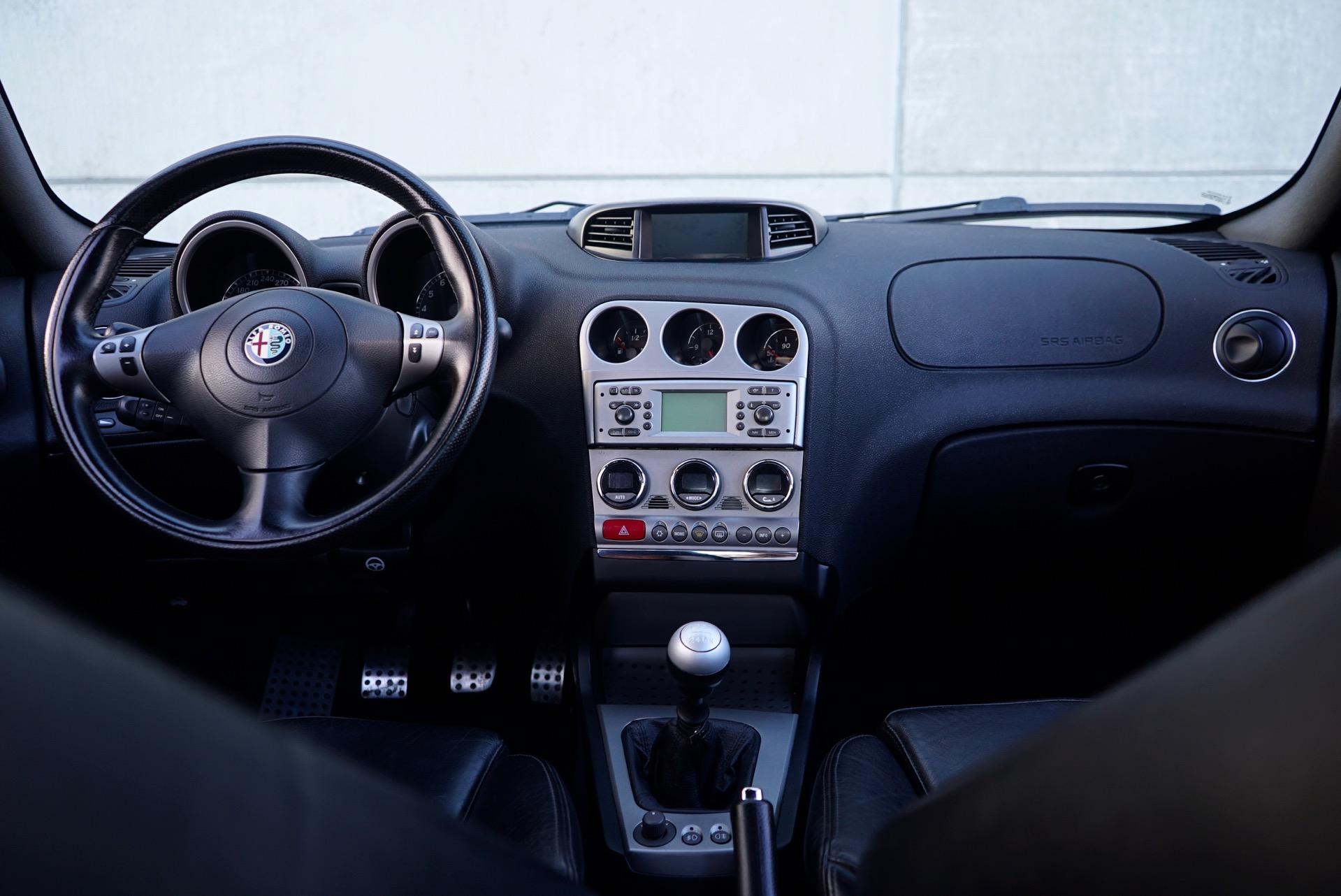 ALFA ROMEO 156 GTA V6 3.2