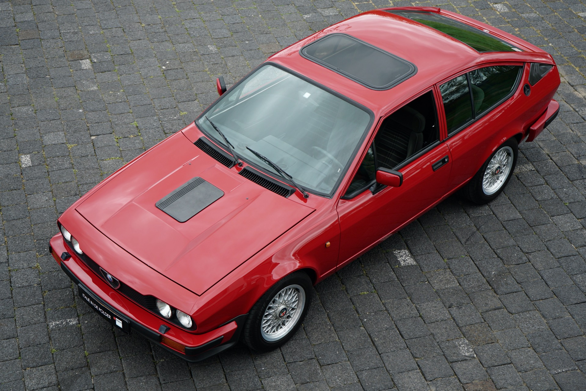 ALFA GTV6 2.5 V6