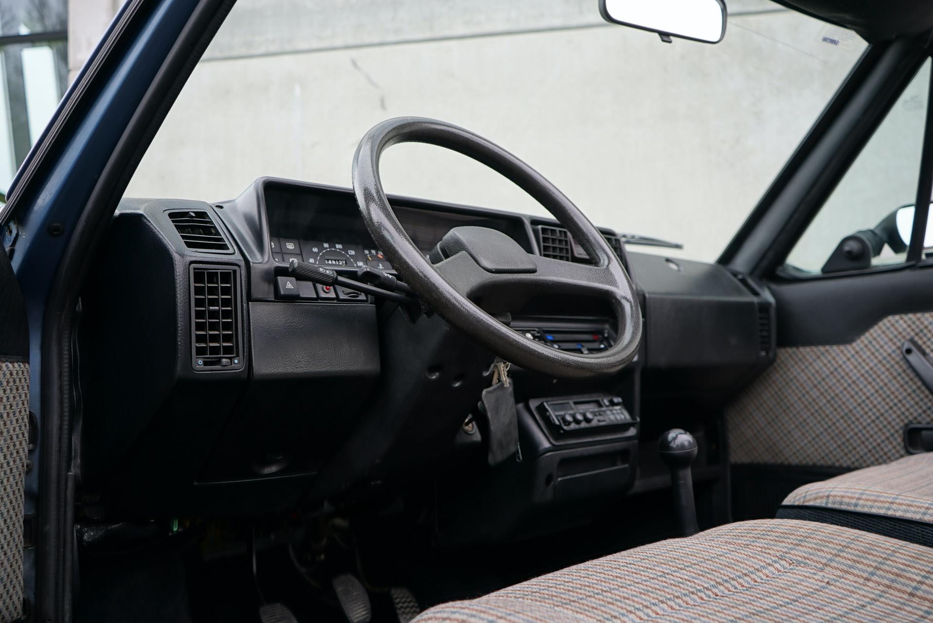 FIAT RITMO 85 CABRIOLET
