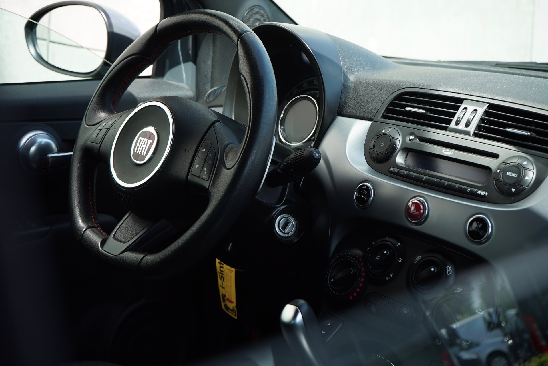 FIAT 500 TWINAIR TURBO SPORT DUALOGIC
