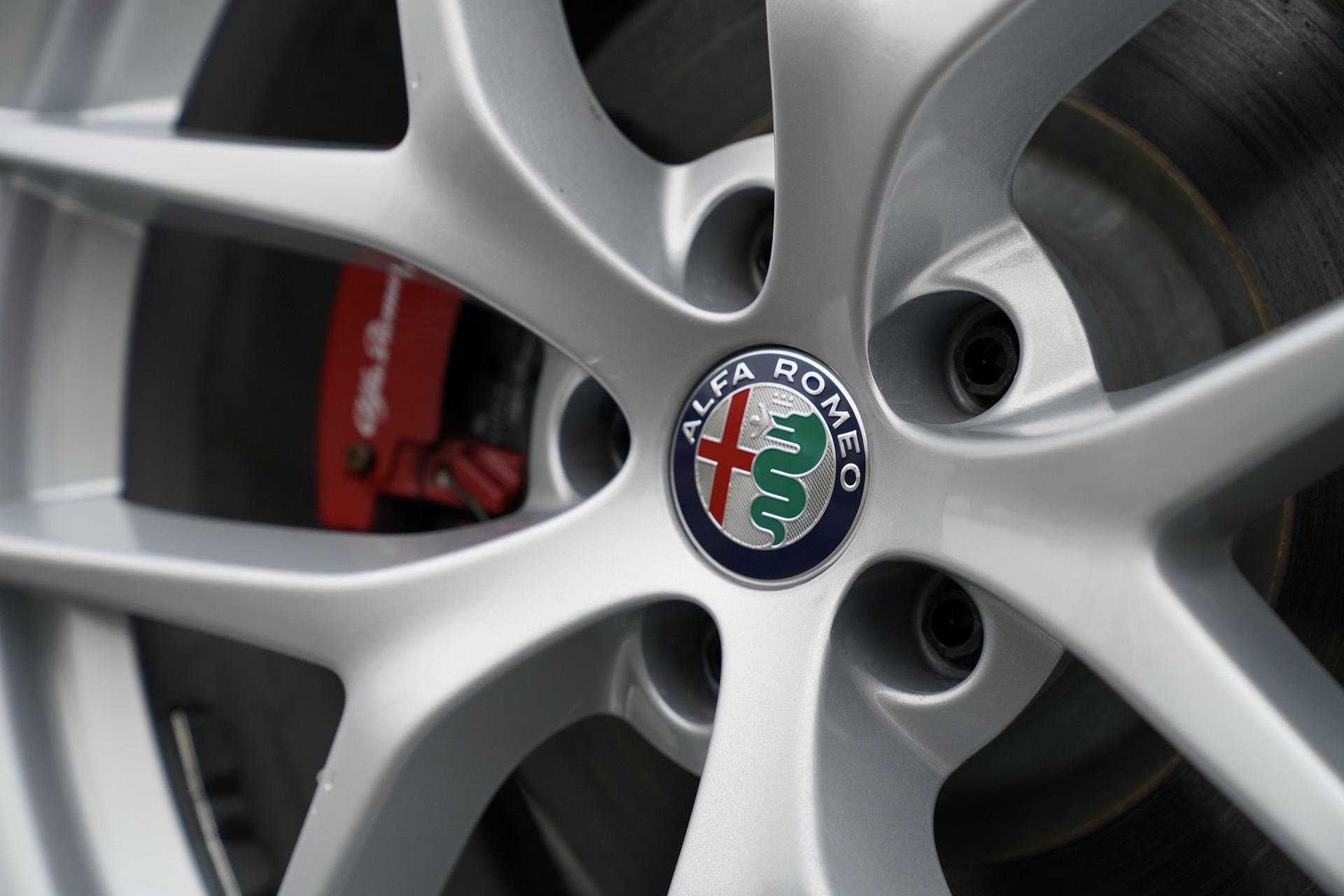 ALFA ROMEO STELVIO 2.0 TURBO SUPER 280PK Q4