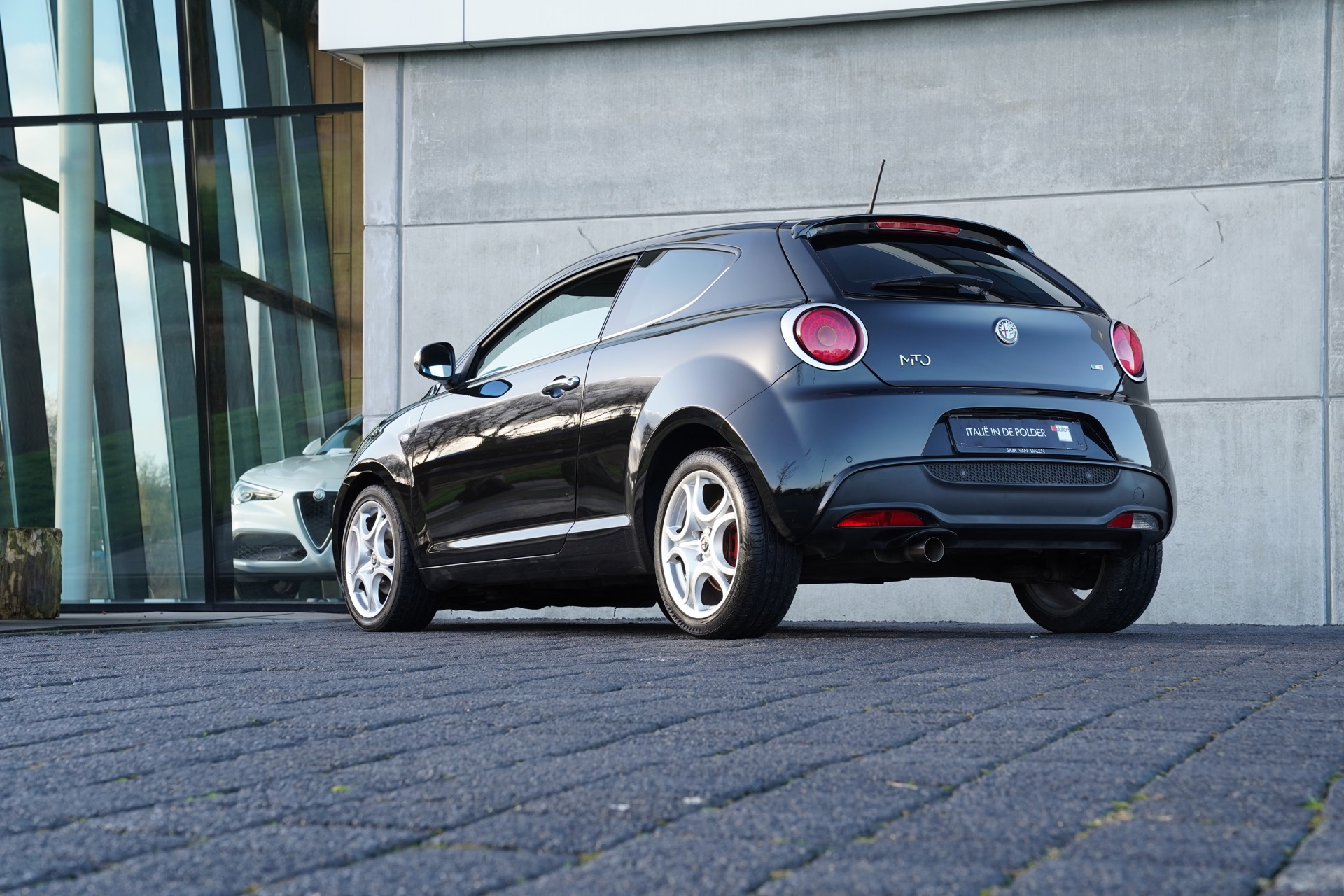 ALFA ROMEO MITO 1.4 TURBO M-AIR TCT