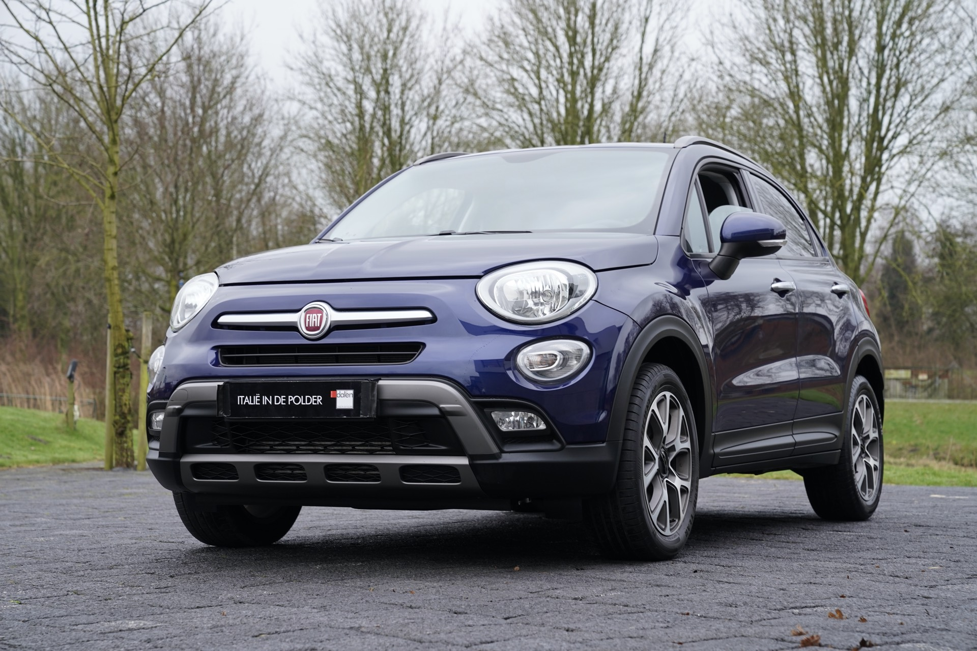 FIAT 500X 1.4 TURBO MULTIAIR CROSS PLUS