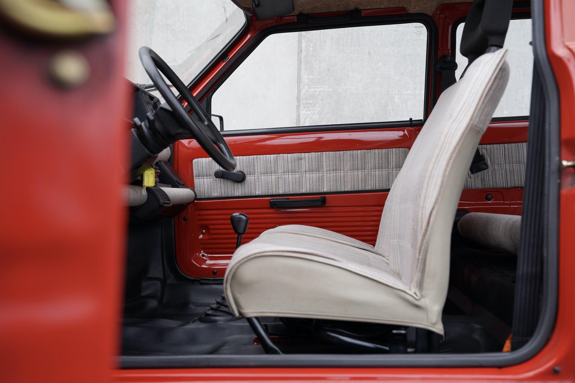 FIAT PANDA 750 L VERKOCHT