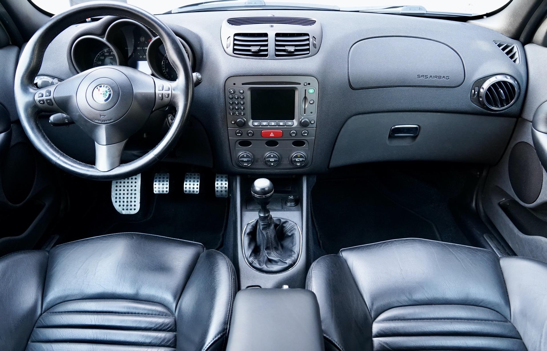 ALFA ROMEO 147 GTA 3.2 V6 24V BIANCO NUVOLA