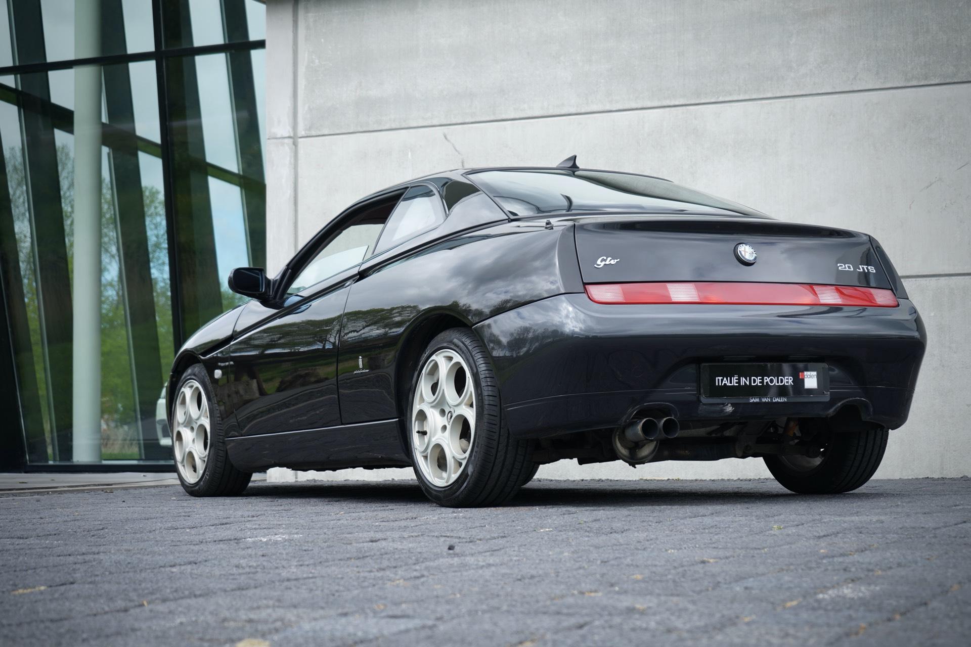 ALFA GTV 2.0 JTS