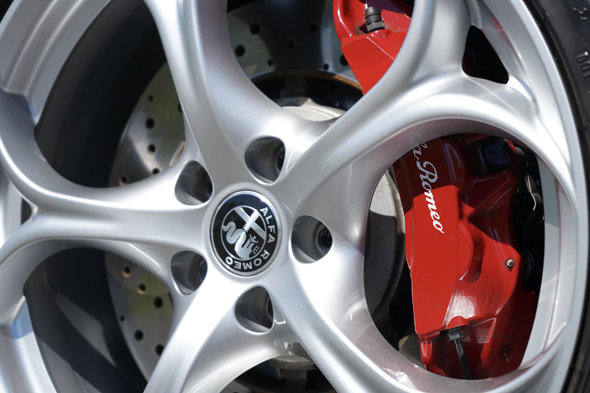 ALFA ROMEO GIULIA Q 2.9 V6 BITURBO 510PK