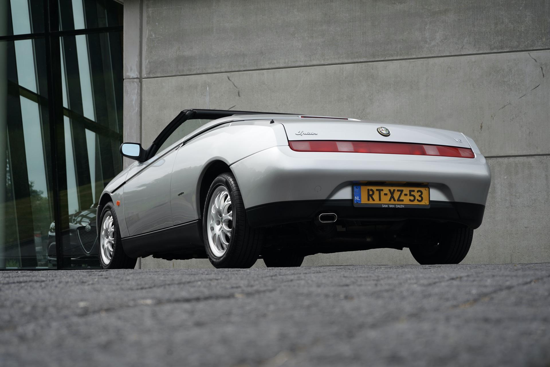 ALFA SPIDER 3.0 V6 12V L