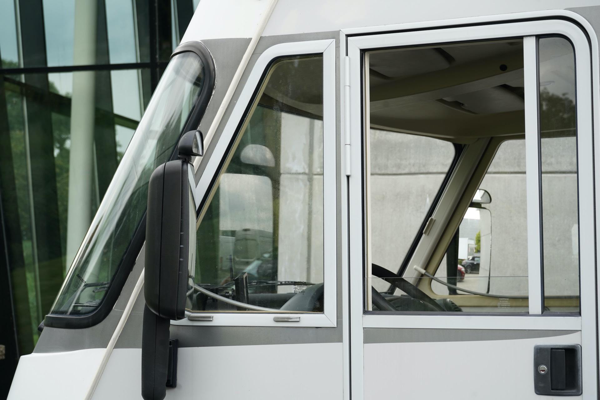 FIAT HYMER CAMPER 2.8 JTD AUTOMAAT