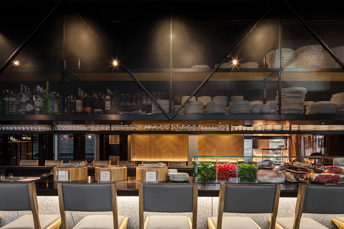 Obicà Mozzarella Bar nominated for Design Award