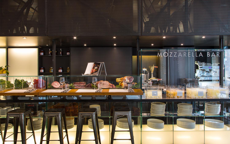Obicà Mozzarella Bar Italian Restaurant And Pizzeria In
