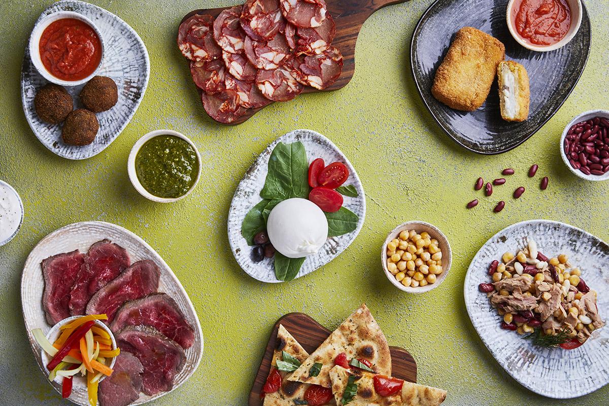Nuovo Menù Estivo 2019 - Food to share