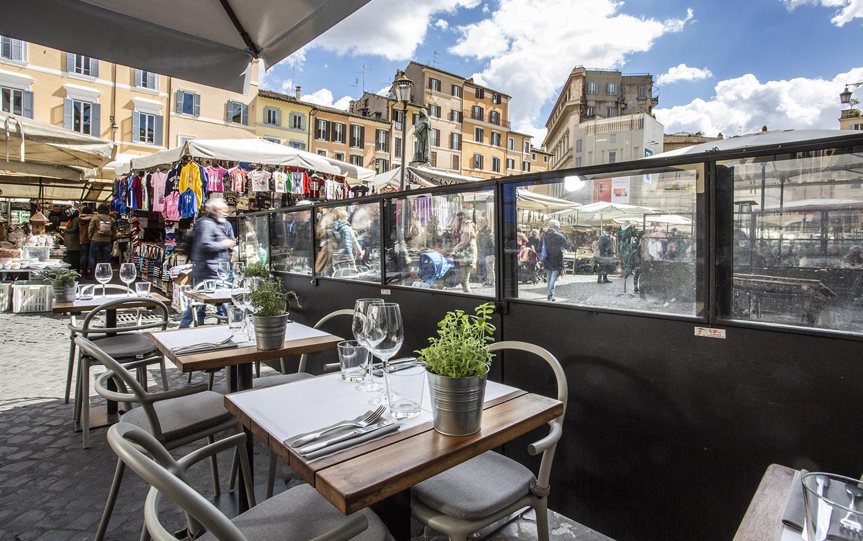 Campo Dei Fiori.Obica Mozzarella Bar Italian Restaurant And Pizzeria In Campo