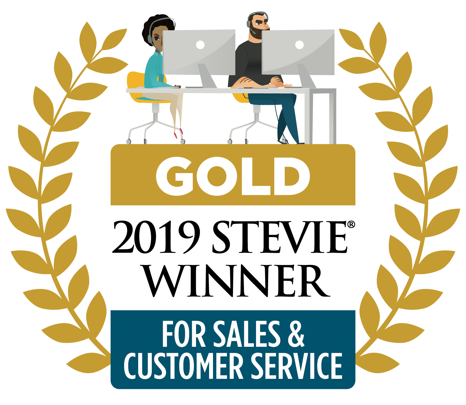 Winners Announced in 13th Annual Stevie® Awards for Sales & Customer Service