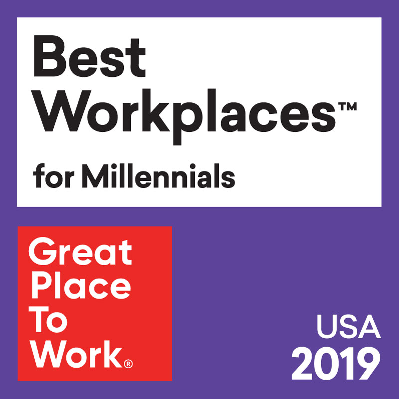 25 Best Small and Medium Workplaces for Millennials