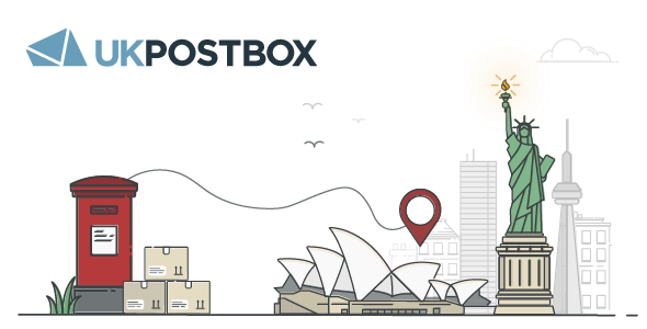Mail and parcel forwarding overseas