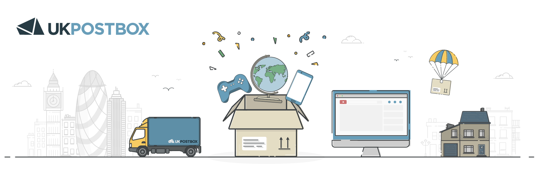 Our Influencer Mail Solutions: Influencer PO Boxes & Business Addresses