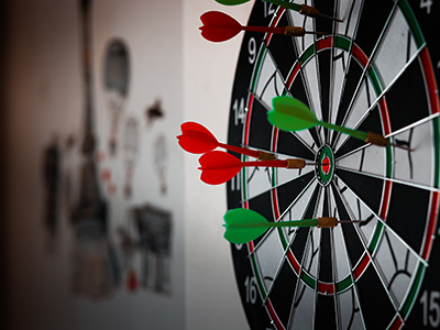 Ready, Shoot, Aim: The Problem with Tactics Before Strategy.