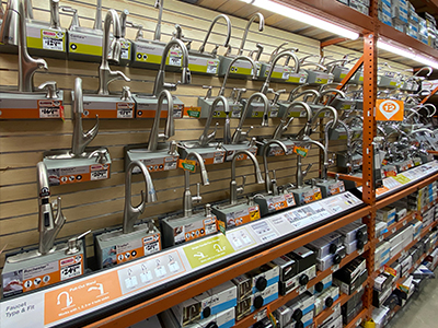 Data meets the faucet aisle. Sparks fly.