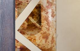 rosetta mirrored artwork