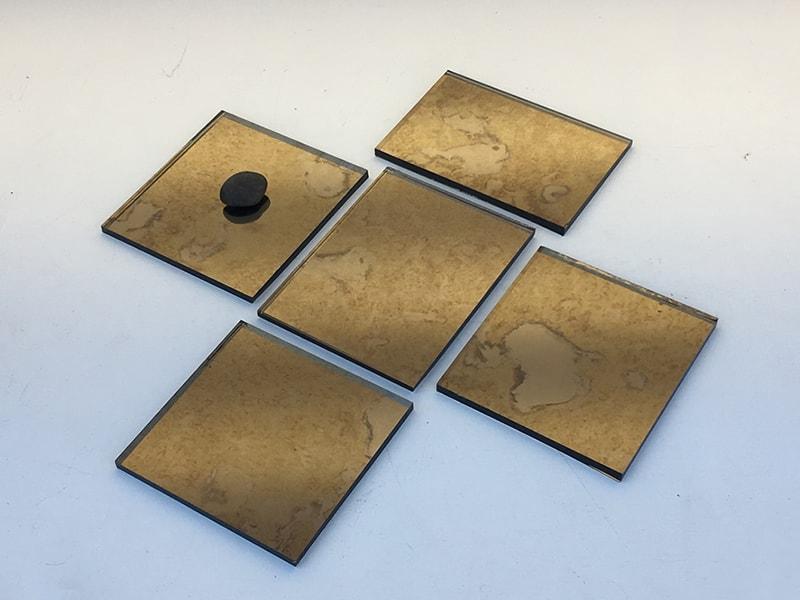 Bronze Marbled