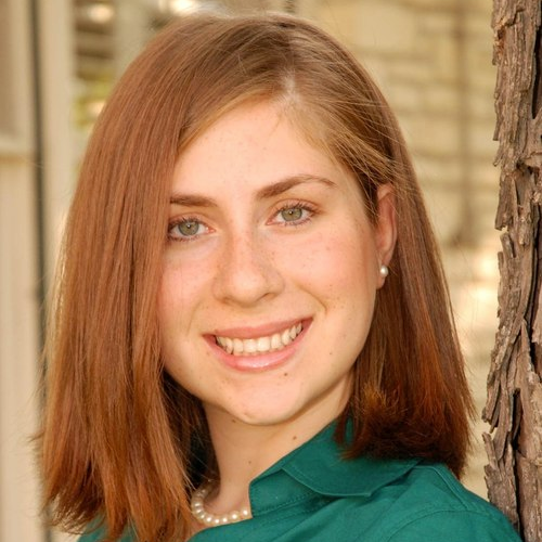 A photo of Stephanie Bales who is the head of e-commerce at Kano and used MeasureMatch to hire a Google Tag Manager Pro