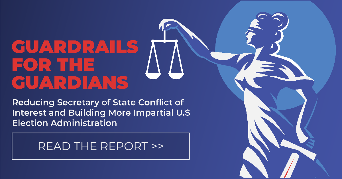 Guardrails for the Guardians: a first-of-its-kind analysis of state election officials