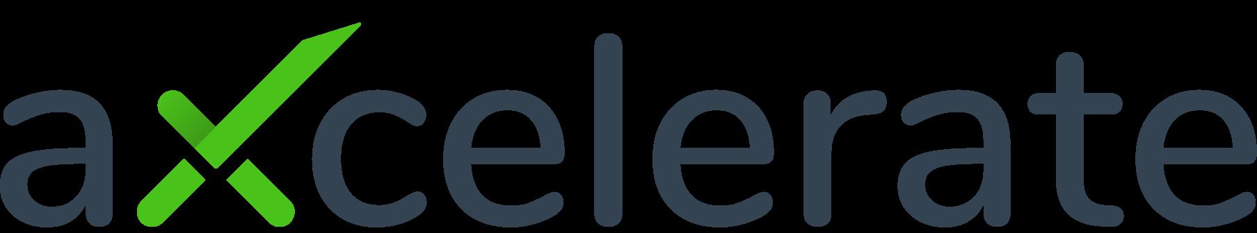 aXcelerate logo