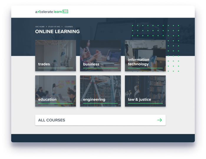 aXcelerate Online Enrolments