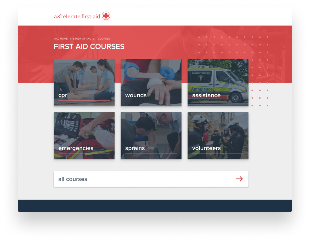 Online enrolment for short course providers in aXcelerate