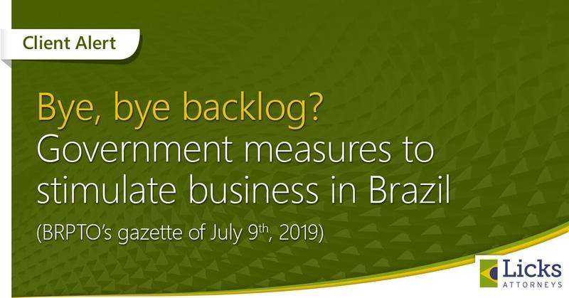 バックログ解消への本格的取り組みか ブラジル政府が企業活動活性化の方策を発表