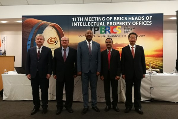 BRPTO takes on the pro tempore presidency of IP BRICS