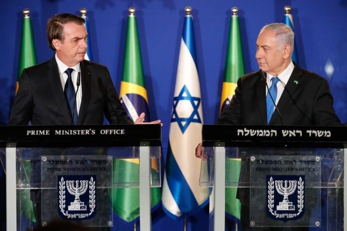 Brazil and Israel, the revival of the bilateral relationship