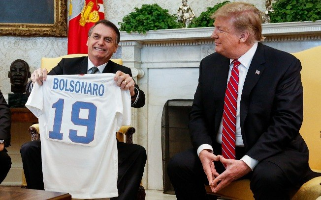 Jair Bolsonaro in Washington: Visit key points