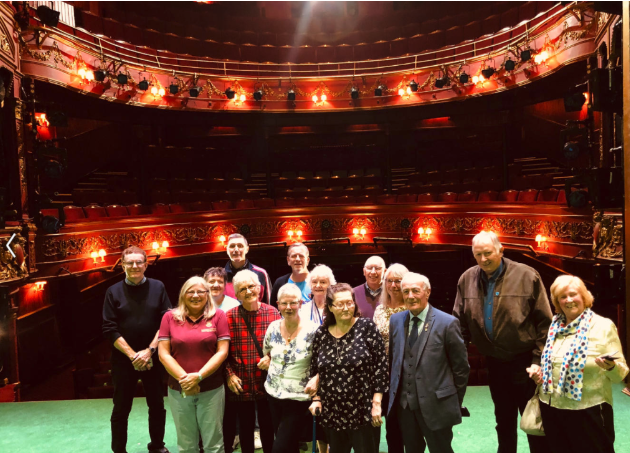 'A Day at the Theatre' – A Community Partnership Changing Lives at the Theatre Royal Stratford East