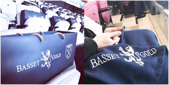 Basset & Gold's Blanket Giveaway