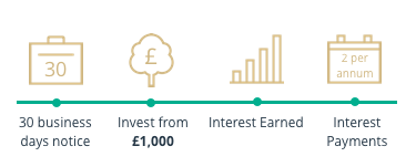 Cash Bond Advantages Diagram