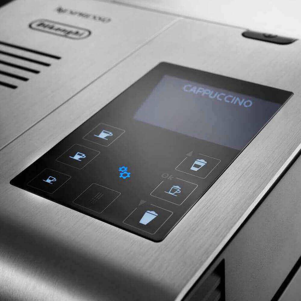 Сенсорная панель кофемашины Delonghi Nespresso Lattissima Pro EN750 MB